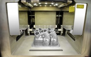 Additive manufacturing 3d printed car parts