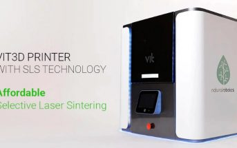 VIT3D Selective Layer Printer