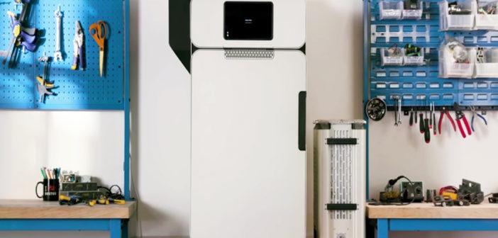 FORMLABS Introduces Fuse 1 Desktop SLS 3D printer